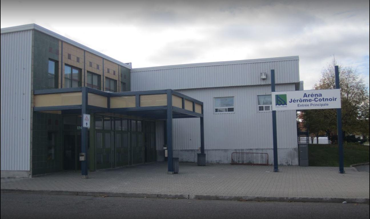 Ville de Trois-Rivières, Aréna Jérome-Cotnoir